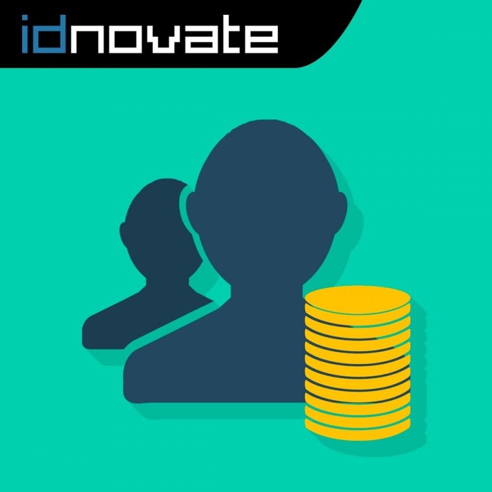 module - Promociones y Regalos - Incremento/Descuento de precio por grupo, categoría... - 1