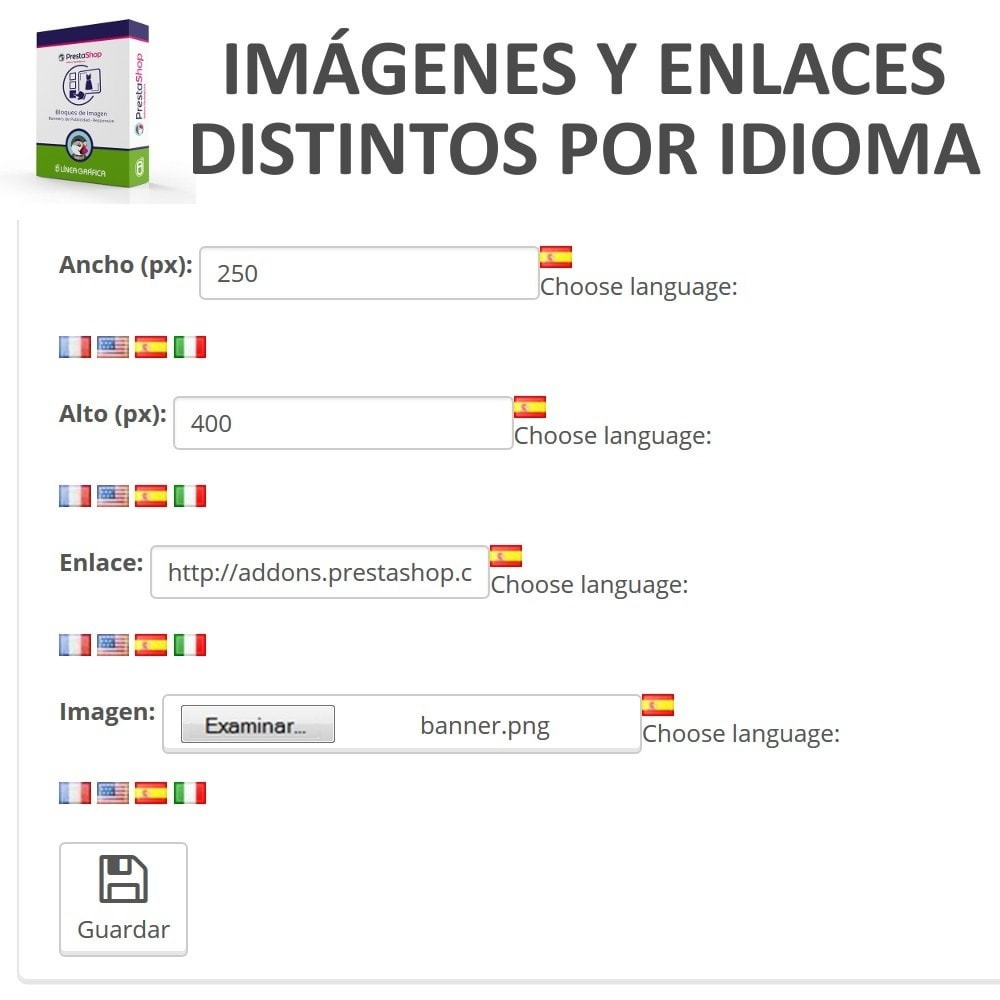 module - Bloques, Pestañas y Banners - Bloques de Imagen - Banners de Publicidad - 5