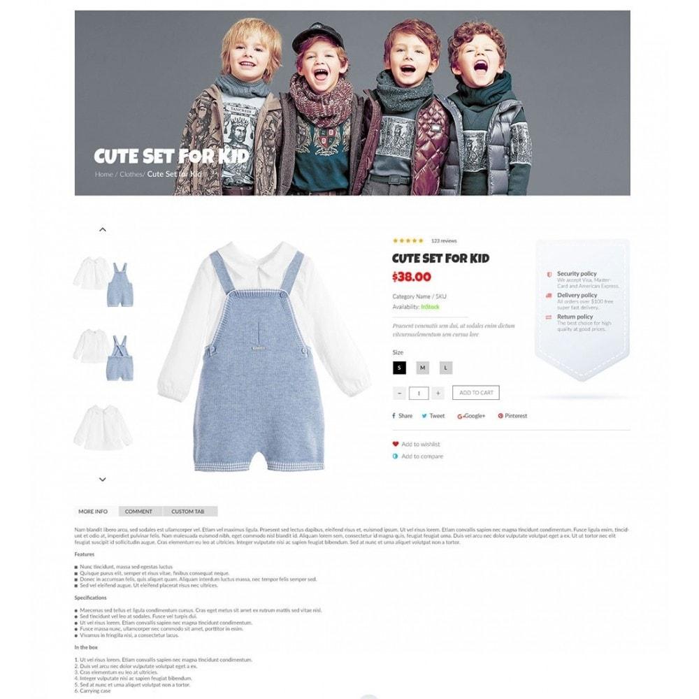 theme - Enfants & Jouets - Kiddies Store - 5