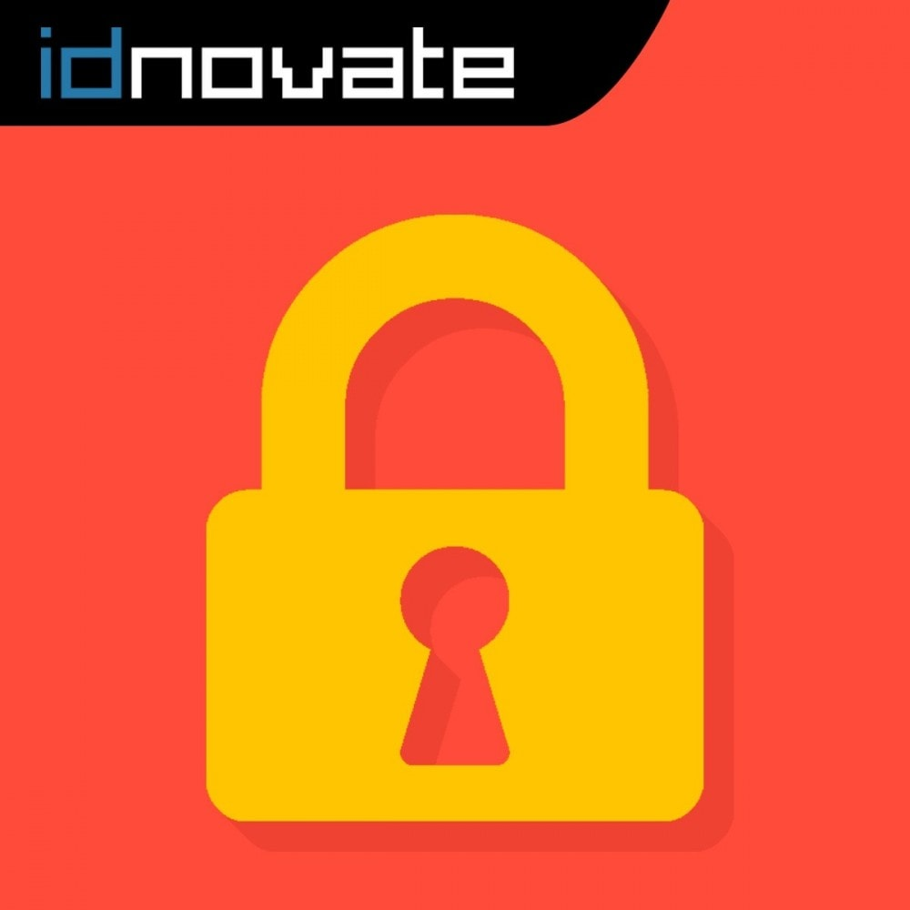 module - Security & Access - Content Protection - Secure your shop - 1