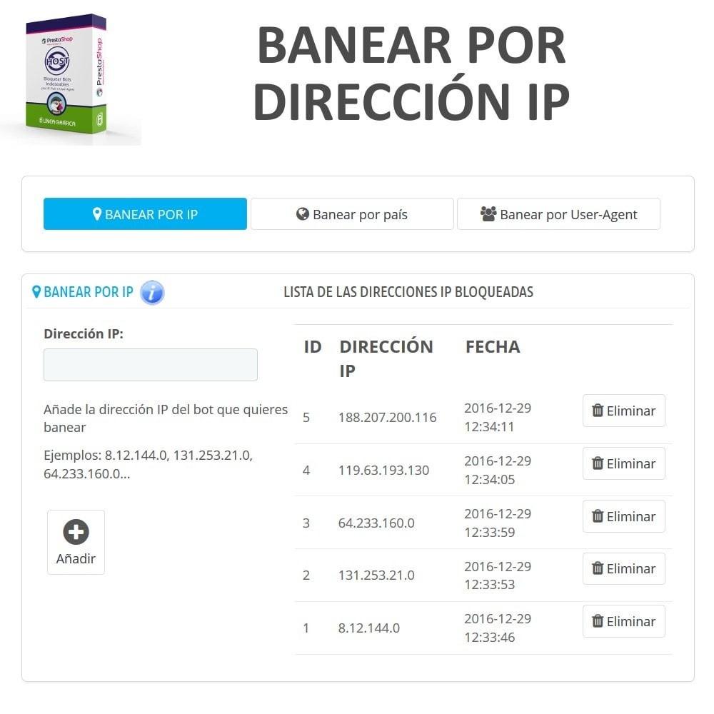 bundle - Marco Legal (Ley Europea) - PACK Ley Cookies + Bloquear Bots + Re captcha Anti Spam - 2