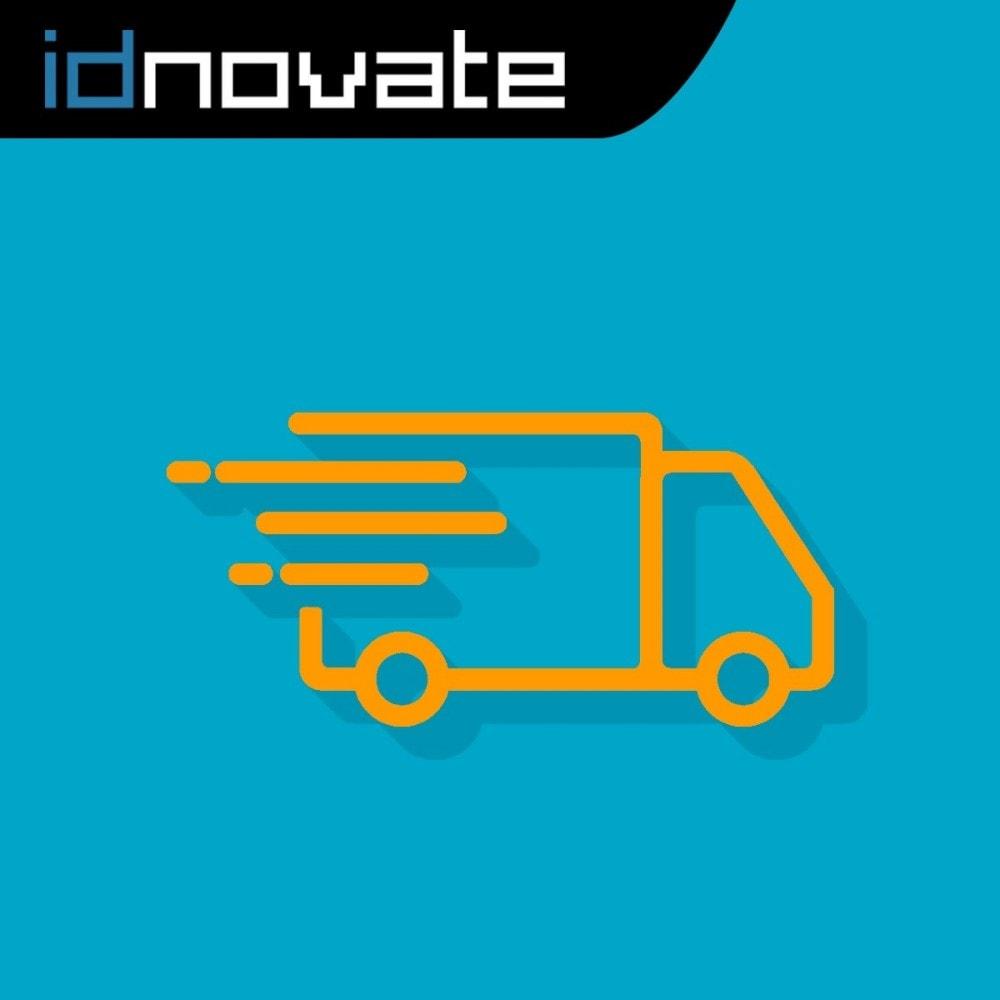 module - Стоимость доставки - Shipping Premium flat rate - 1