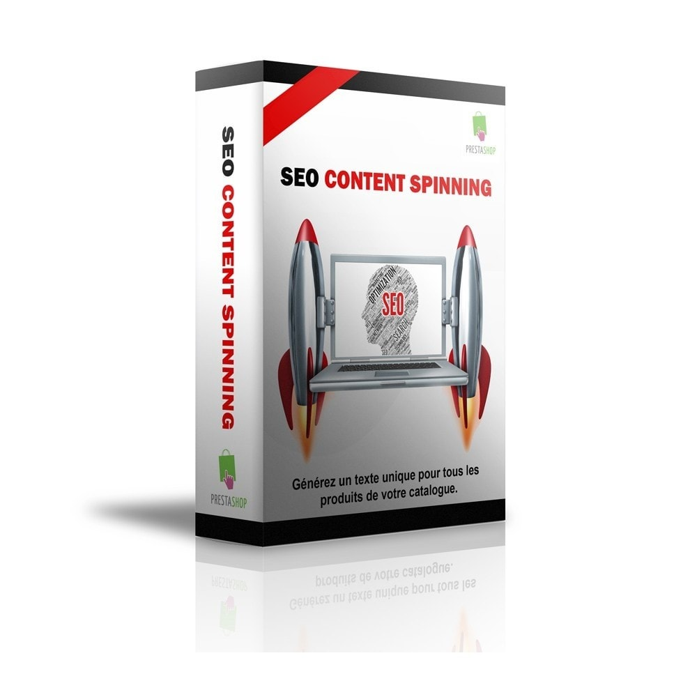 module - Естественная поисковая оптимизация - SEO Content Spinning - 1
