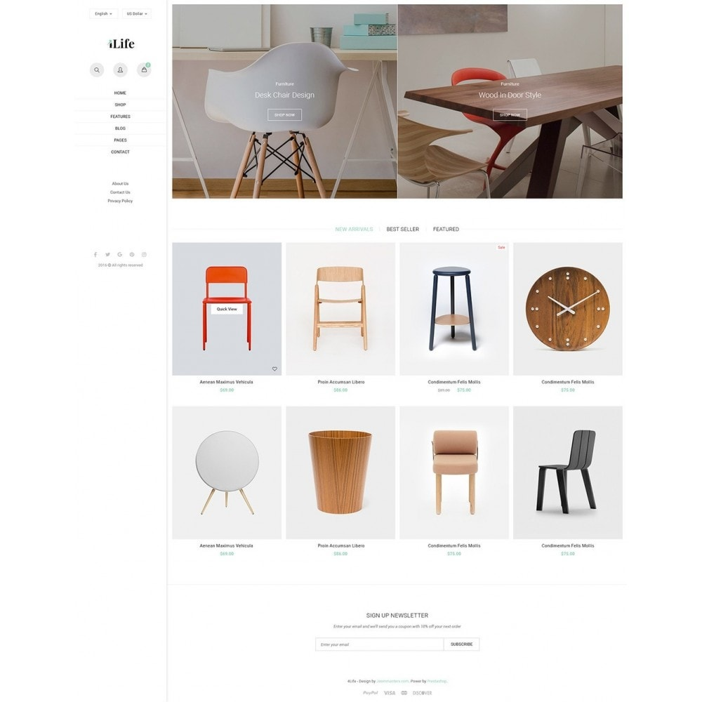 theme - Casa & Giardino - JMS 4Life - 10