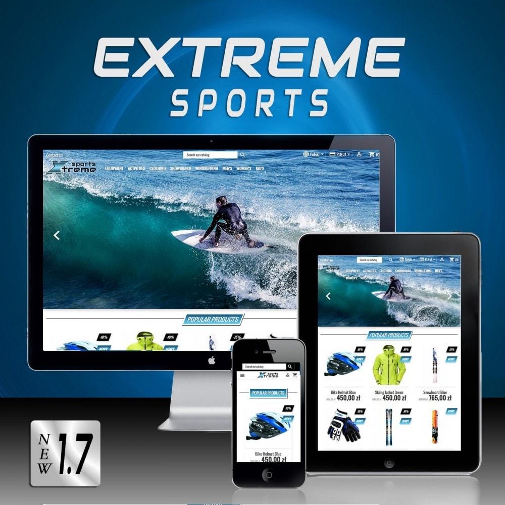 theme - Sport, Rozrywka & Podróże - Sporty Ekstremalne - 2