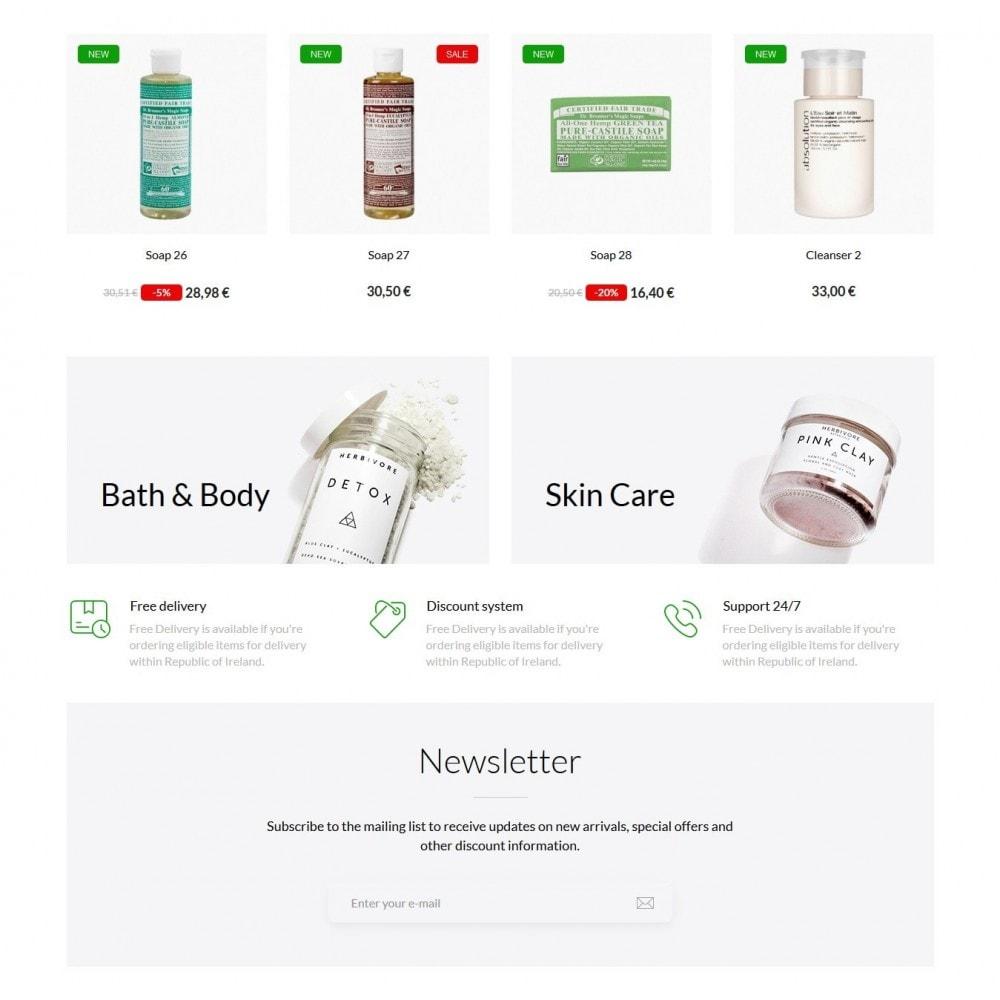 theme - Health & Beauty - La Mer Cosmetics - 3