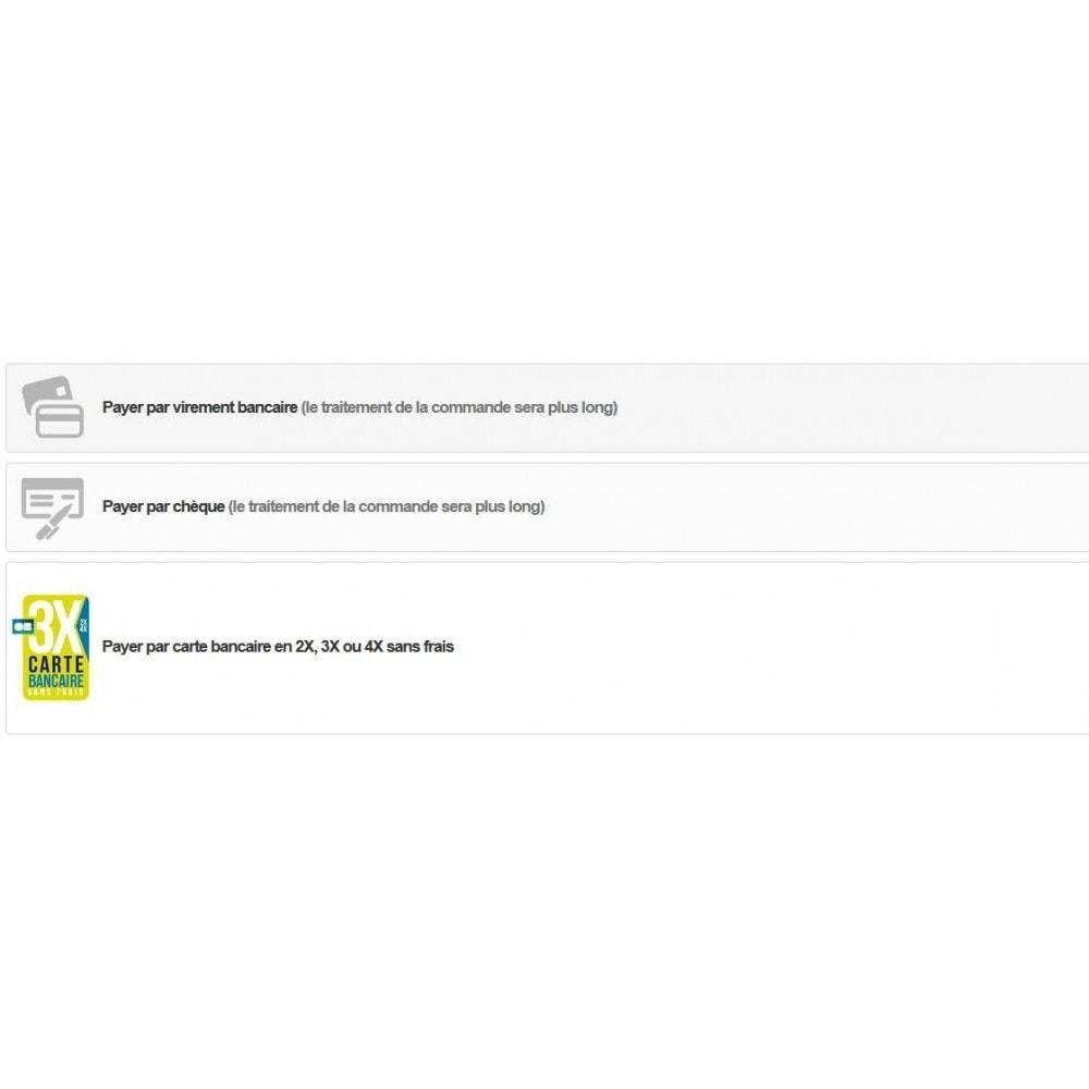 module - Pagamento con Carta di Credito o Wallet - 3XCB - 2