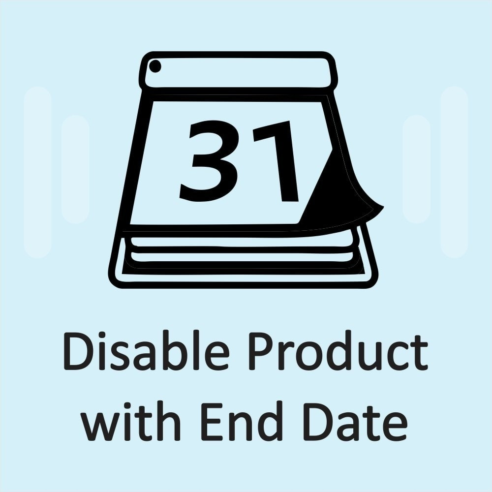 module - Stock & Supplier Management - Disable Product on End Date - 2