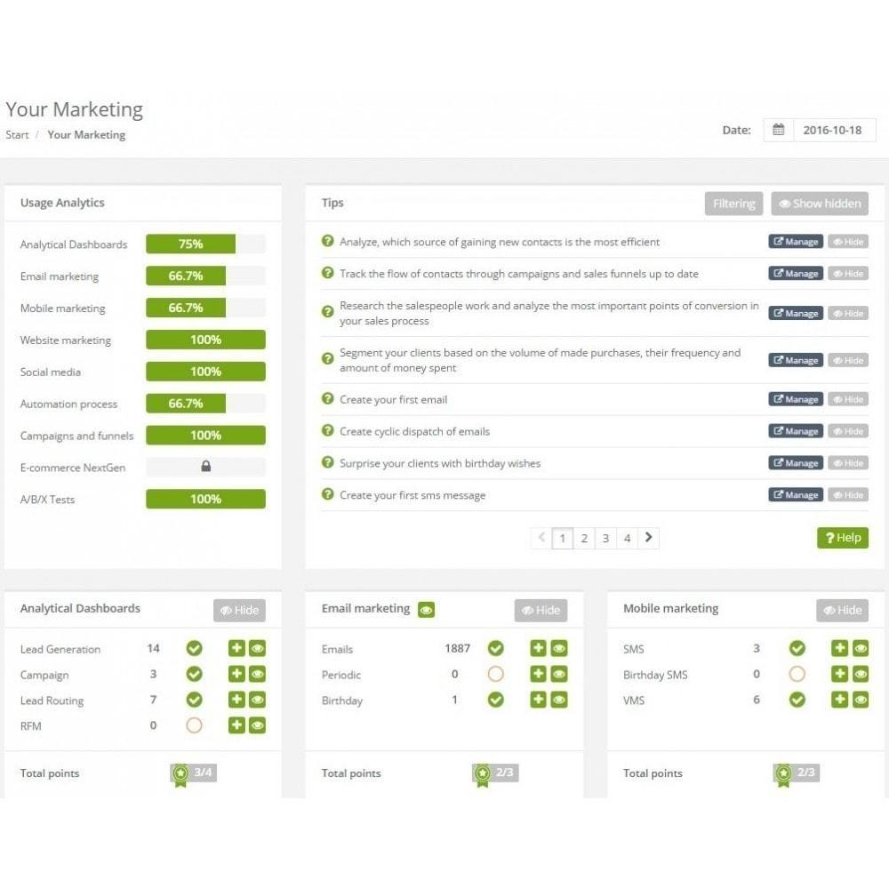 module - Remarketing y Carritos abandonados - SALESmanago Marketing Automation para eCommerce - 10