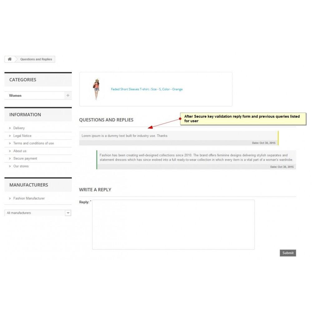 module - Форма обратной связи и Опросы - Запрос продукта, предложение продукта - 9