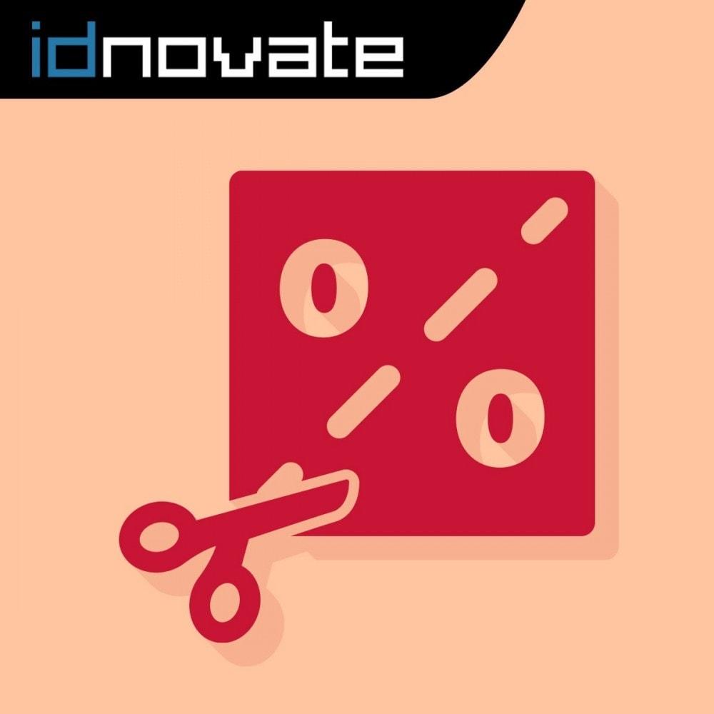 module - Promociones y Regalos - Reglas de Descuento no acumulativas a otros descuentos - 1