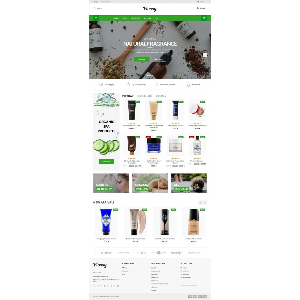 theme - Health & Beauty - Flossy Cosmetics - 10