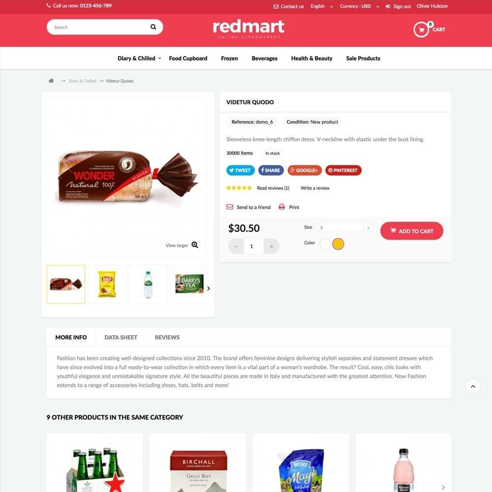 theme - Lebensmittel & Restaurants - REDMART - 4