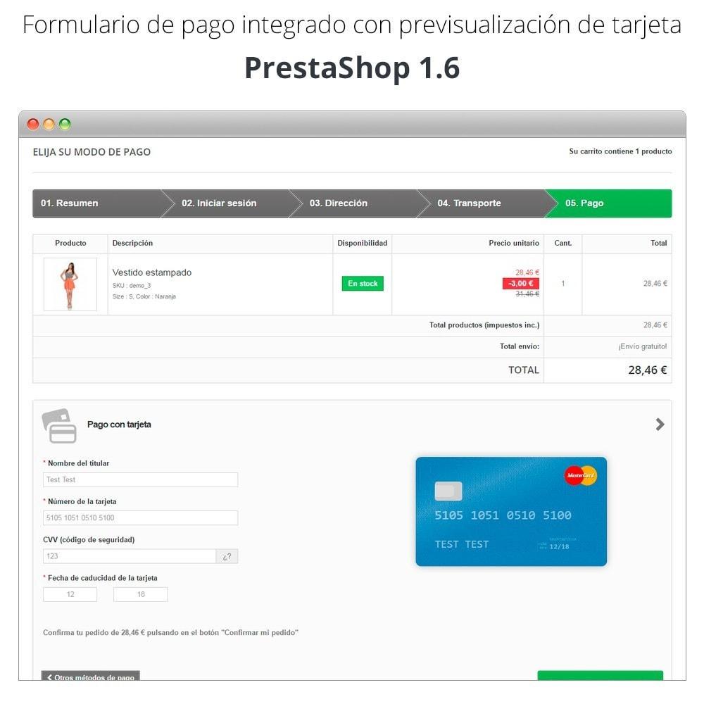 module - TPV (POS) - Pago offline/manual con tarjeta de crédito/débito - 18