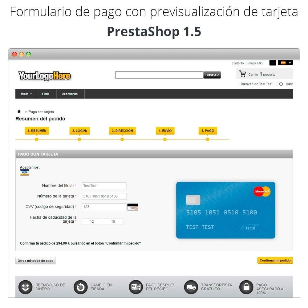 module - TPV (POS) - Pago offline/manual con tarjeta de crédito/débito - 26
