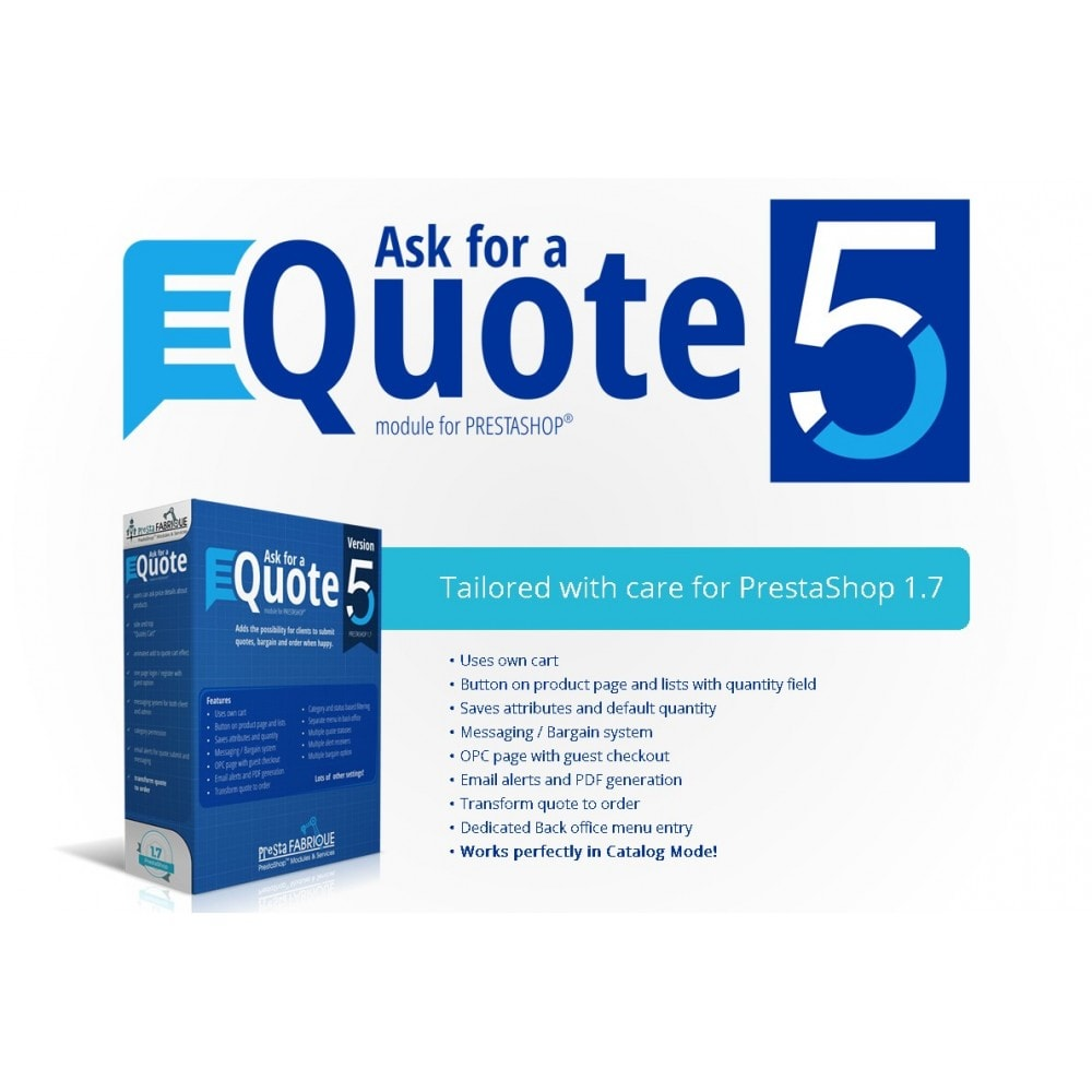 module - Offertes - Ask for a Quote - 1
