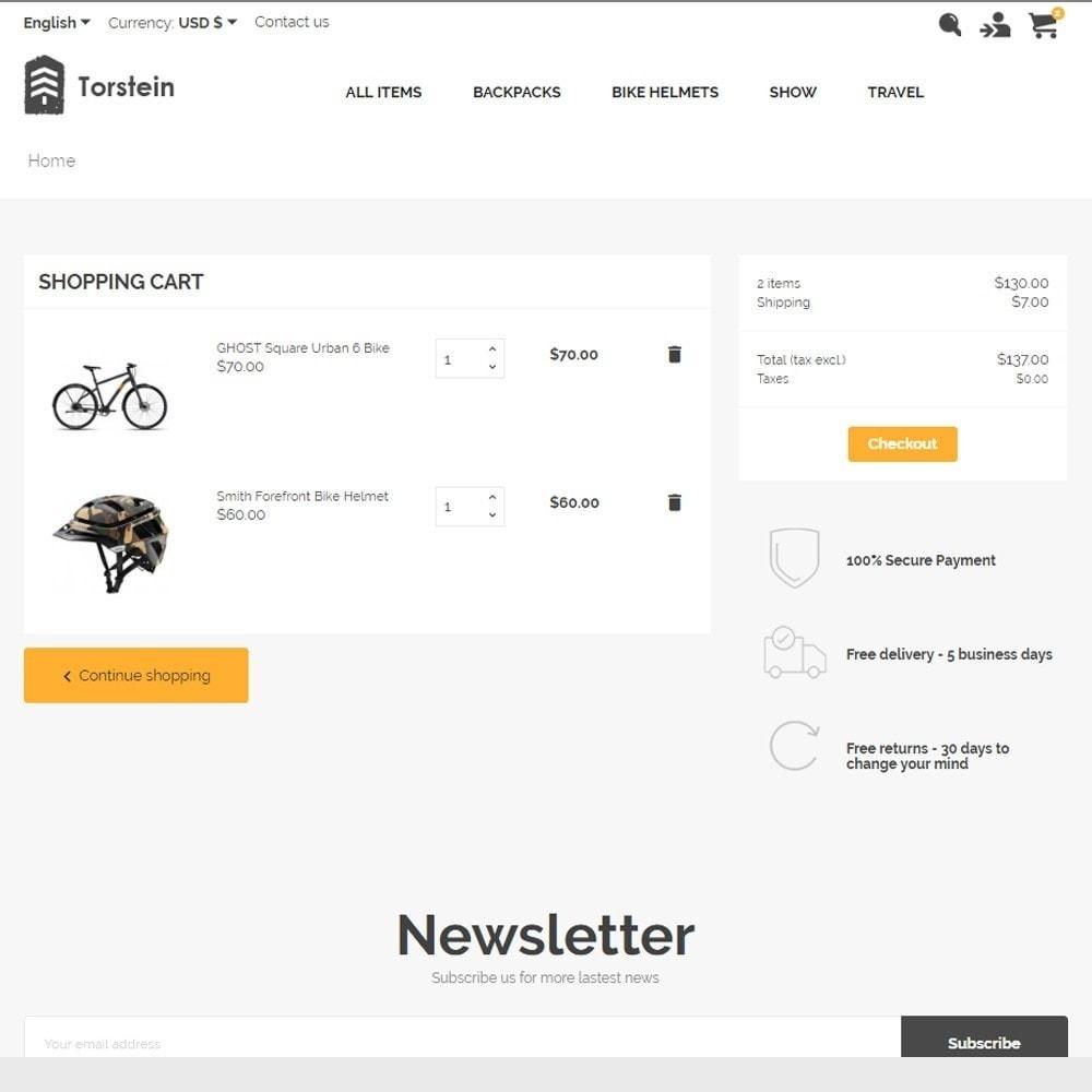 theme - Спорт и Путешествия - Torstein - Sport Shop - 8