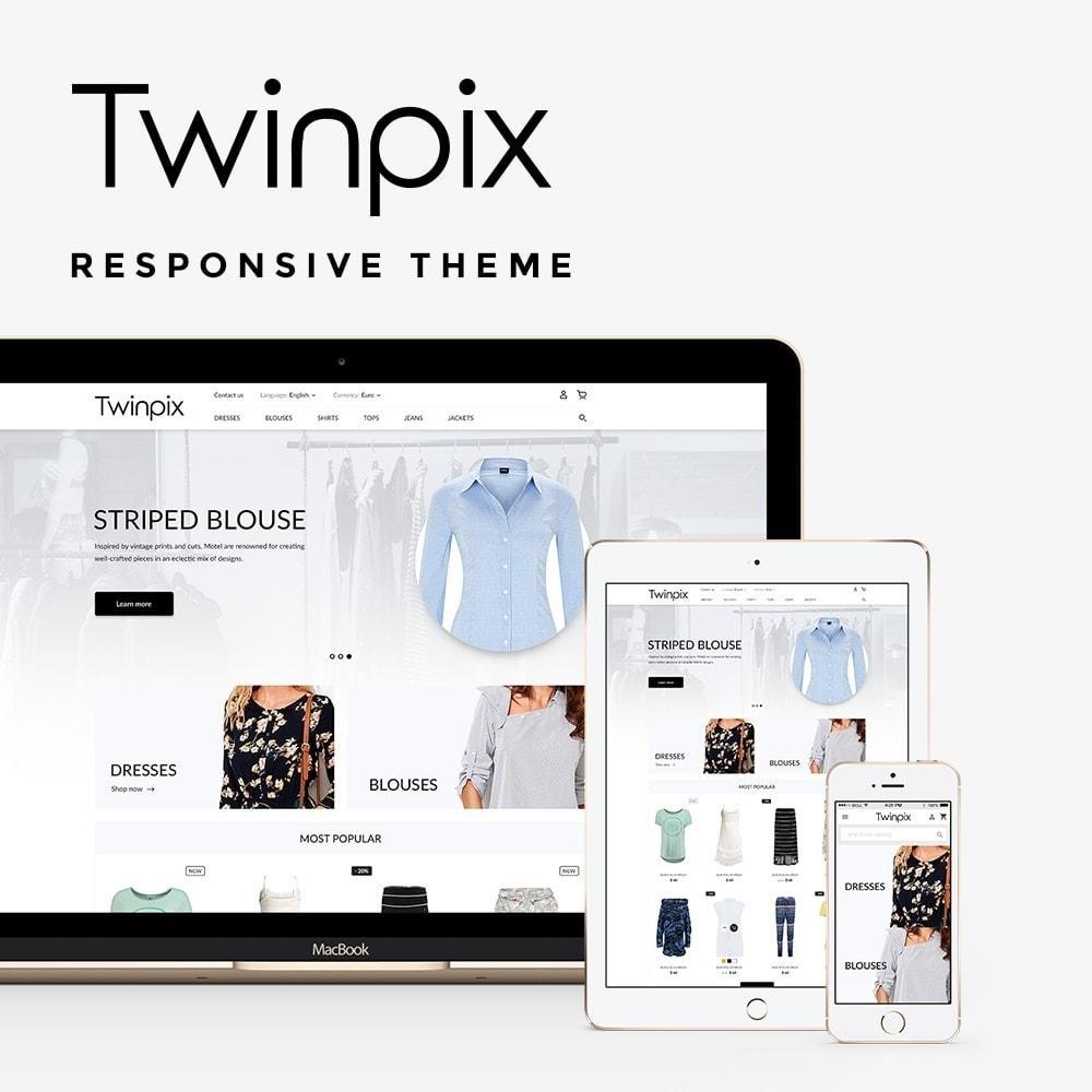 theme - Moda y Calzado - Twinpix Fashion Store - 1