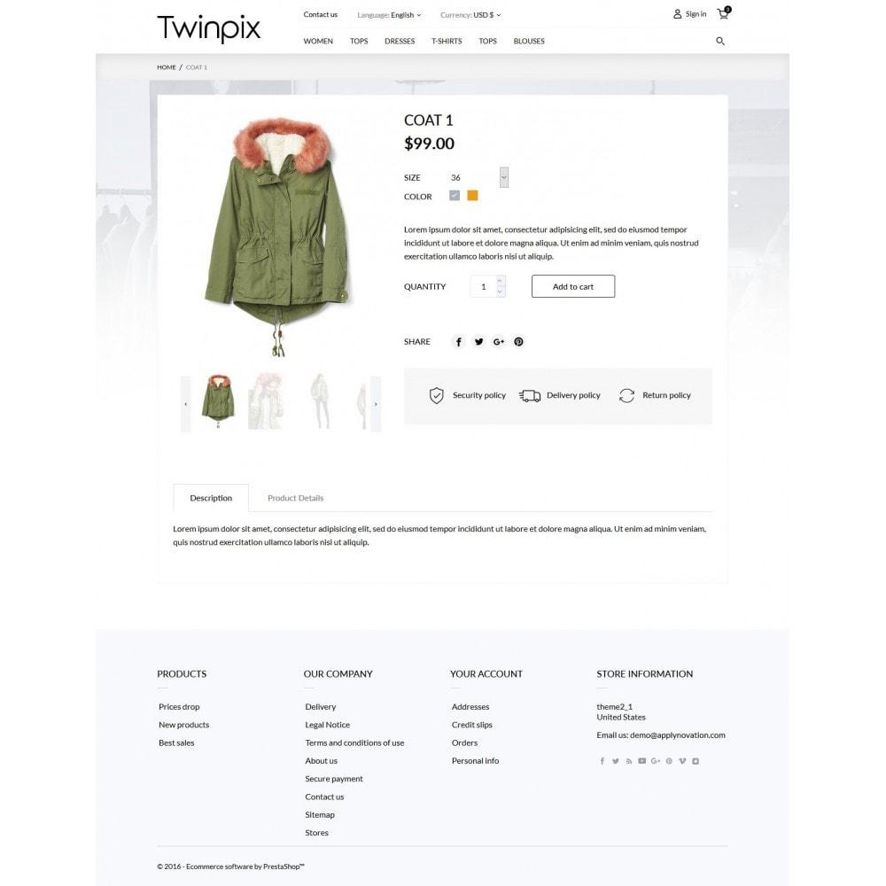 theme - Moda y Calzado - Twinpix Fashion Store - 6