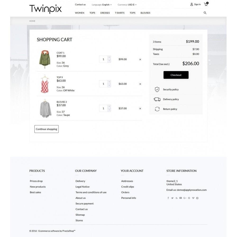 theme - Moda y Calzado - Twinpix Fashion Store - 7