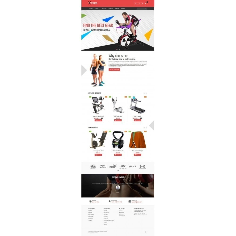 theme - Sports, Activities & Travel - VP_Fitness Store - 2