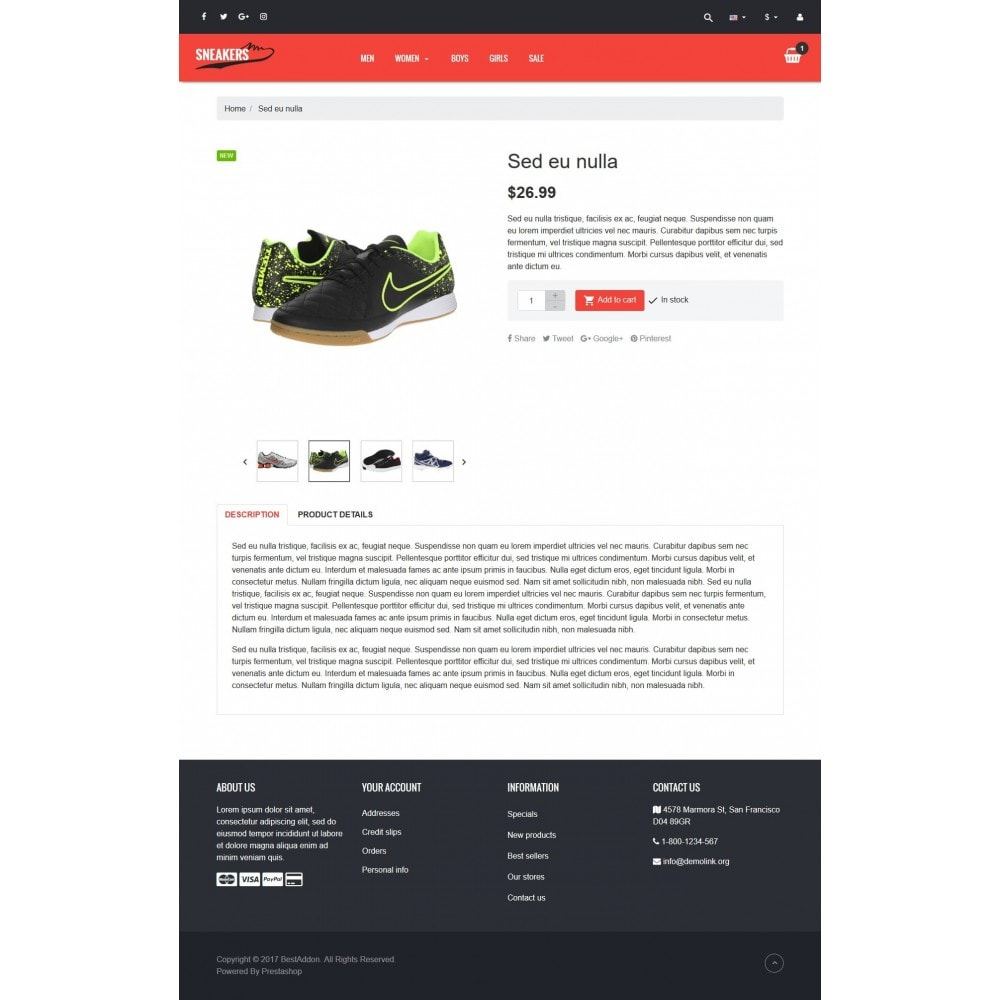theme - Mode & Schuhe - VP_Sneakers - Page Builder - 4