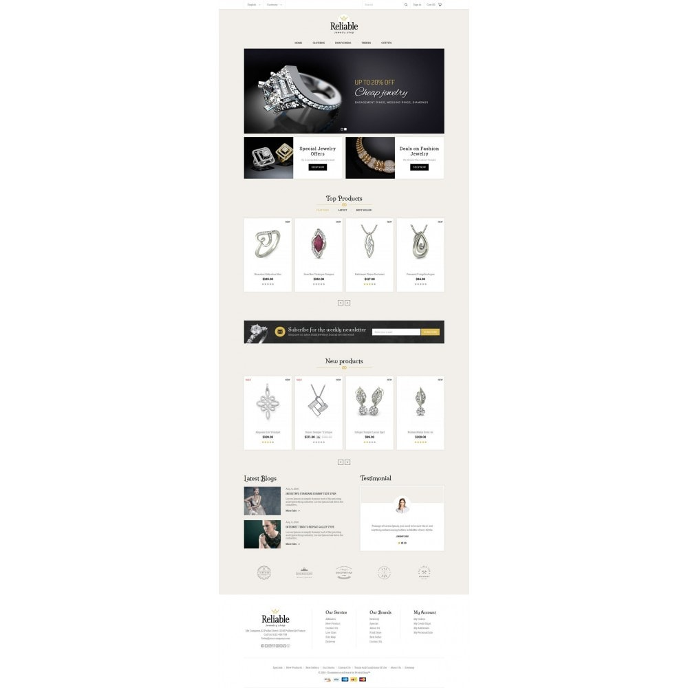 theme - Joyas y Accesorios - Reliable Jewelry Shop - 2