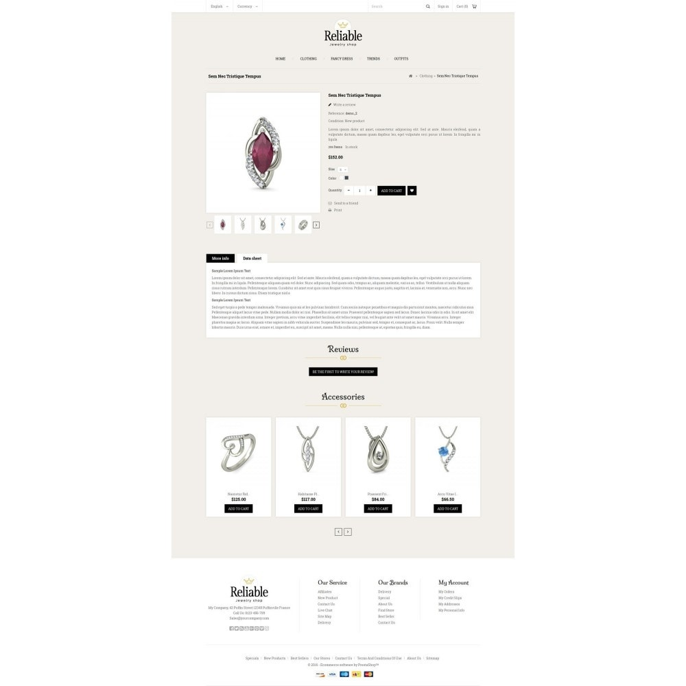 theme - Joyas y Accesorios - Reliable Jewelry Shop - 5