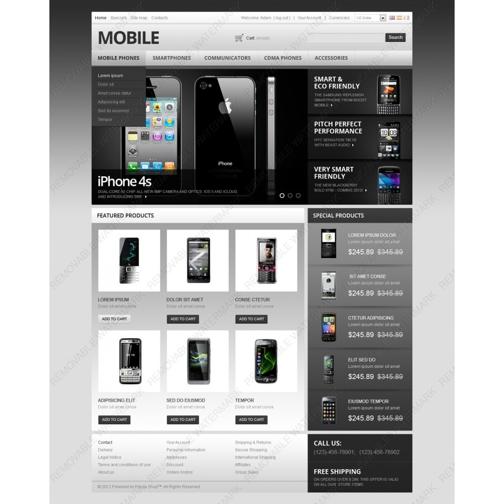theme - Elektronik & High Tech - Mobile Phones & Accessories - 6