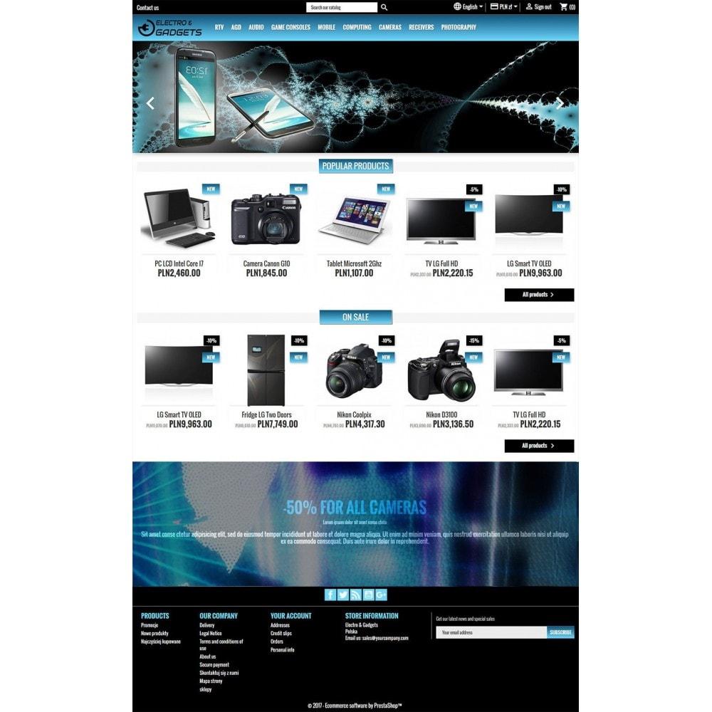 theme - Elektronika & High Tech - Elektryczny i Gadżety - 3