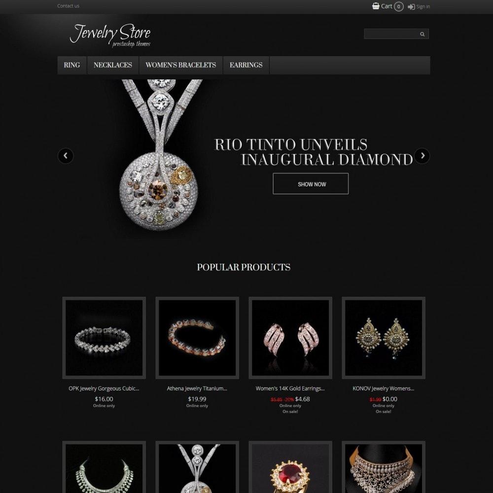 theme - Ювелирные изделия и Аксессуары - jewelrystore3 - 1