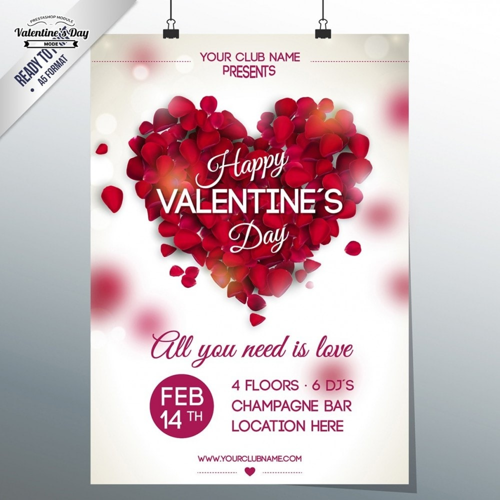 module - Slider & Gallerie - Valentines Day Mode with Graphics included - 8