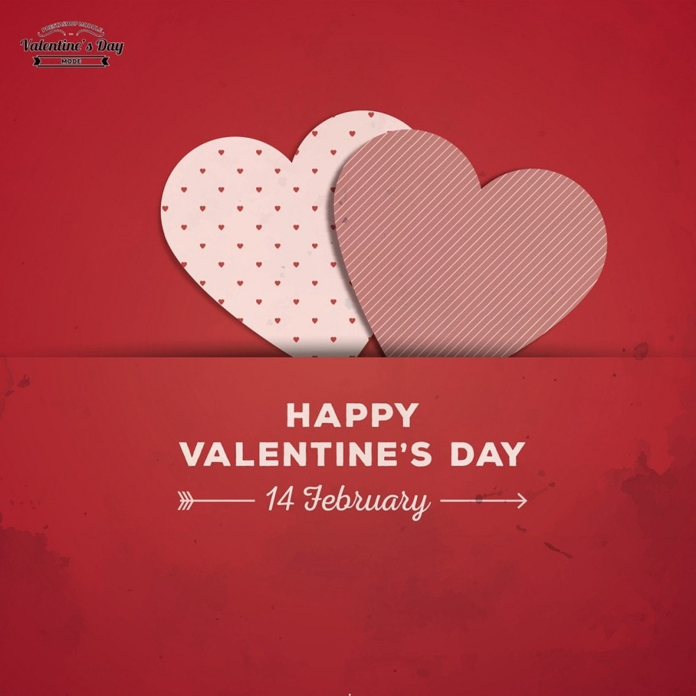 module - Slider & Gallerie - Valentines Day Mode with Graphics included - 14