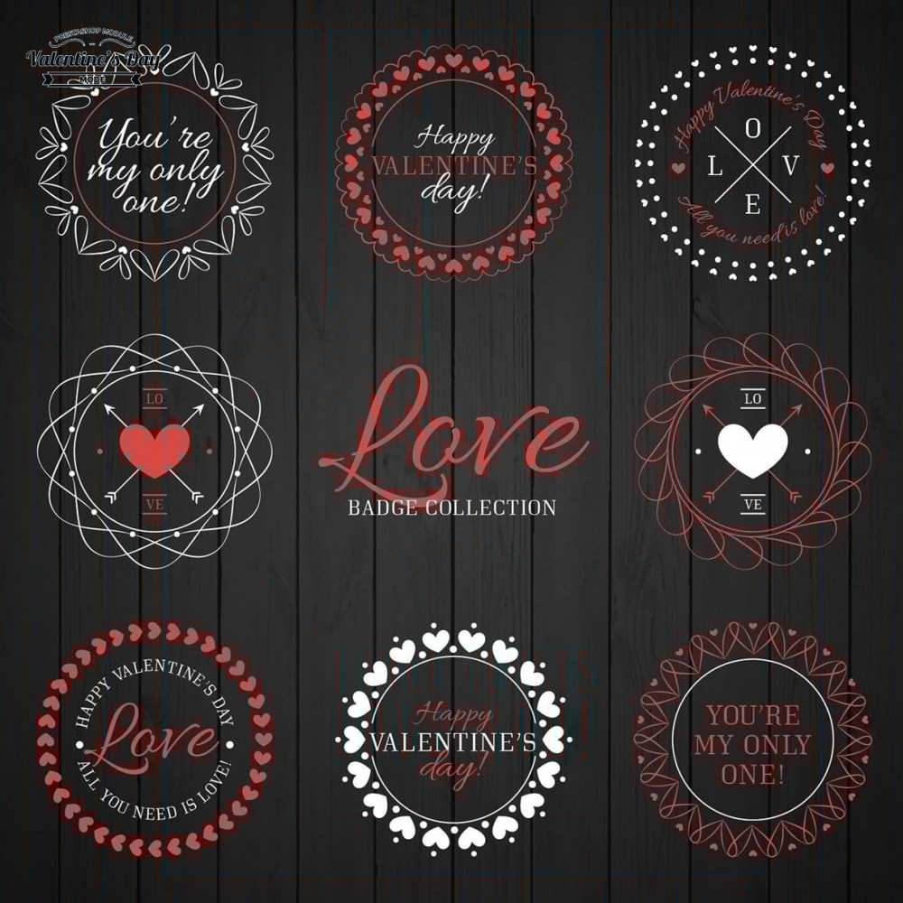module - Slider & Gallerie - Valentines Day Mode with Graphics included - 24