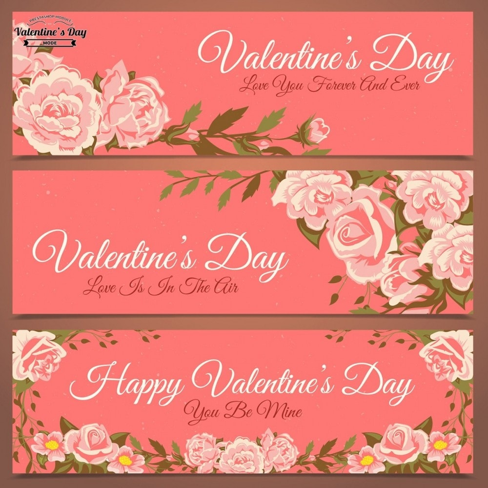 module - Slider & Gallerie - Valentines Day Mode with Graphics included - 33