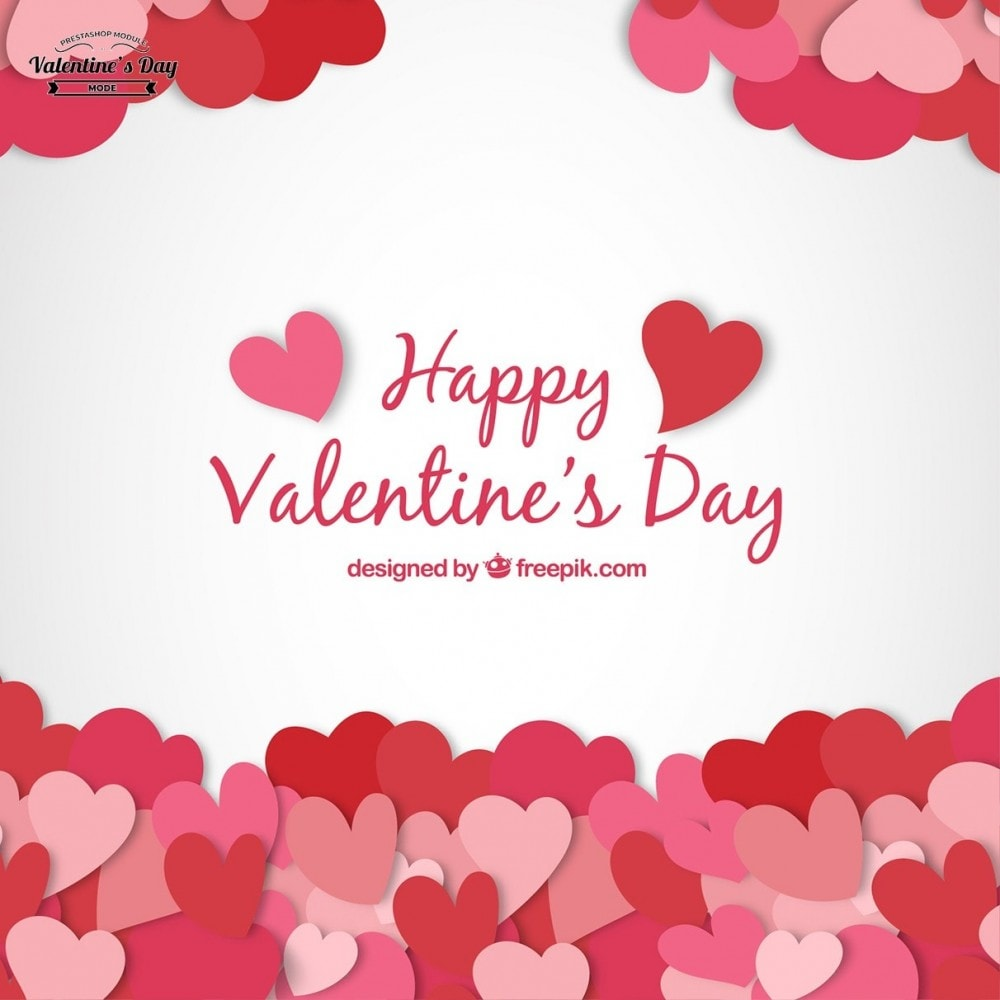 module - Slider & Gallerie - Valentines Day Mode with Graphics included - 34