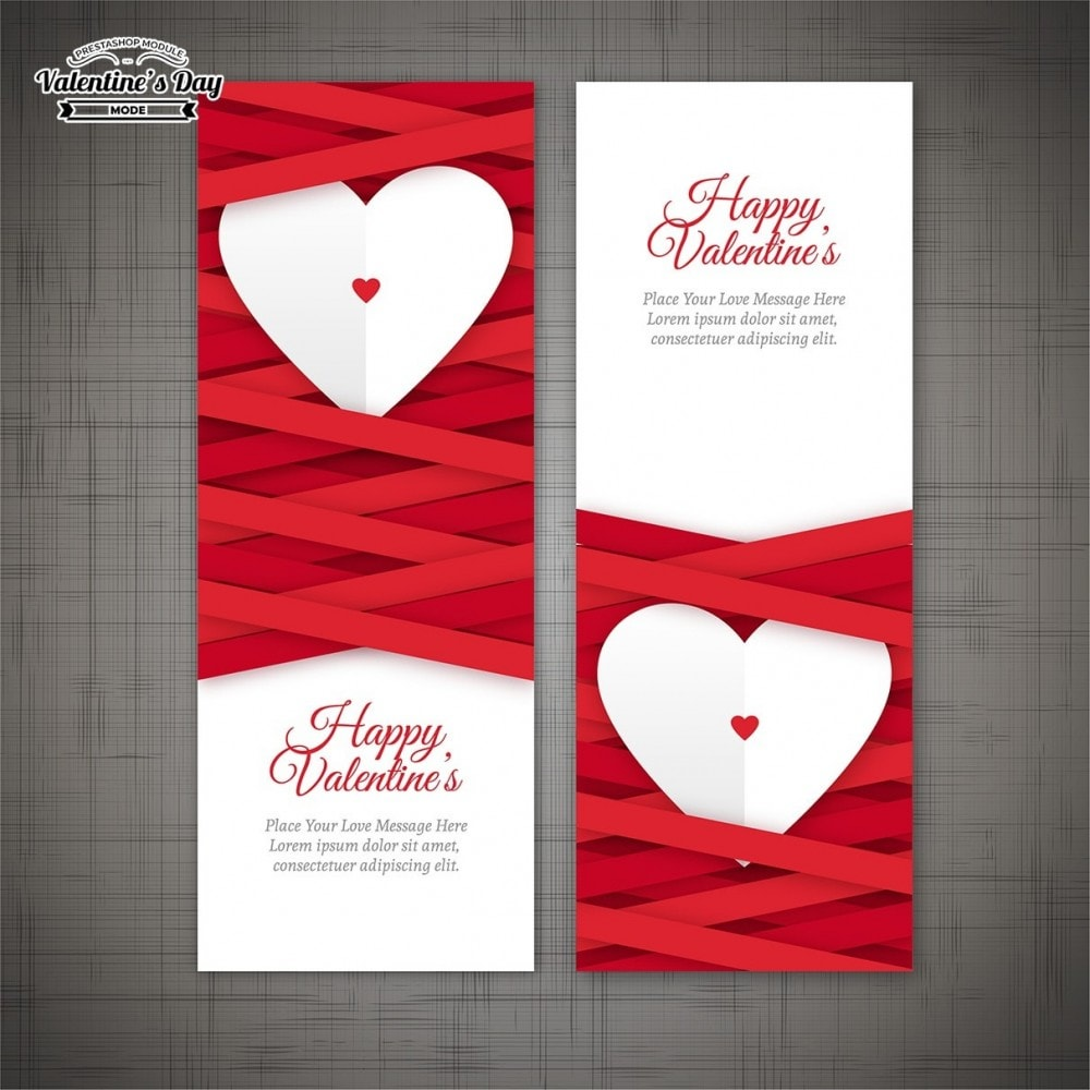module - Slider & Gallerie - Valentines Day Mode with Graphics included - 41
