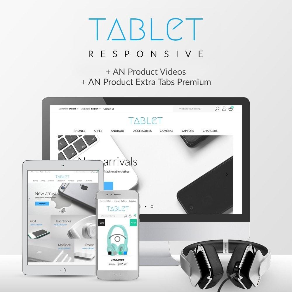 theme - Elektronica & High Tech - Tablet - Electronics High-tech Shop - 1