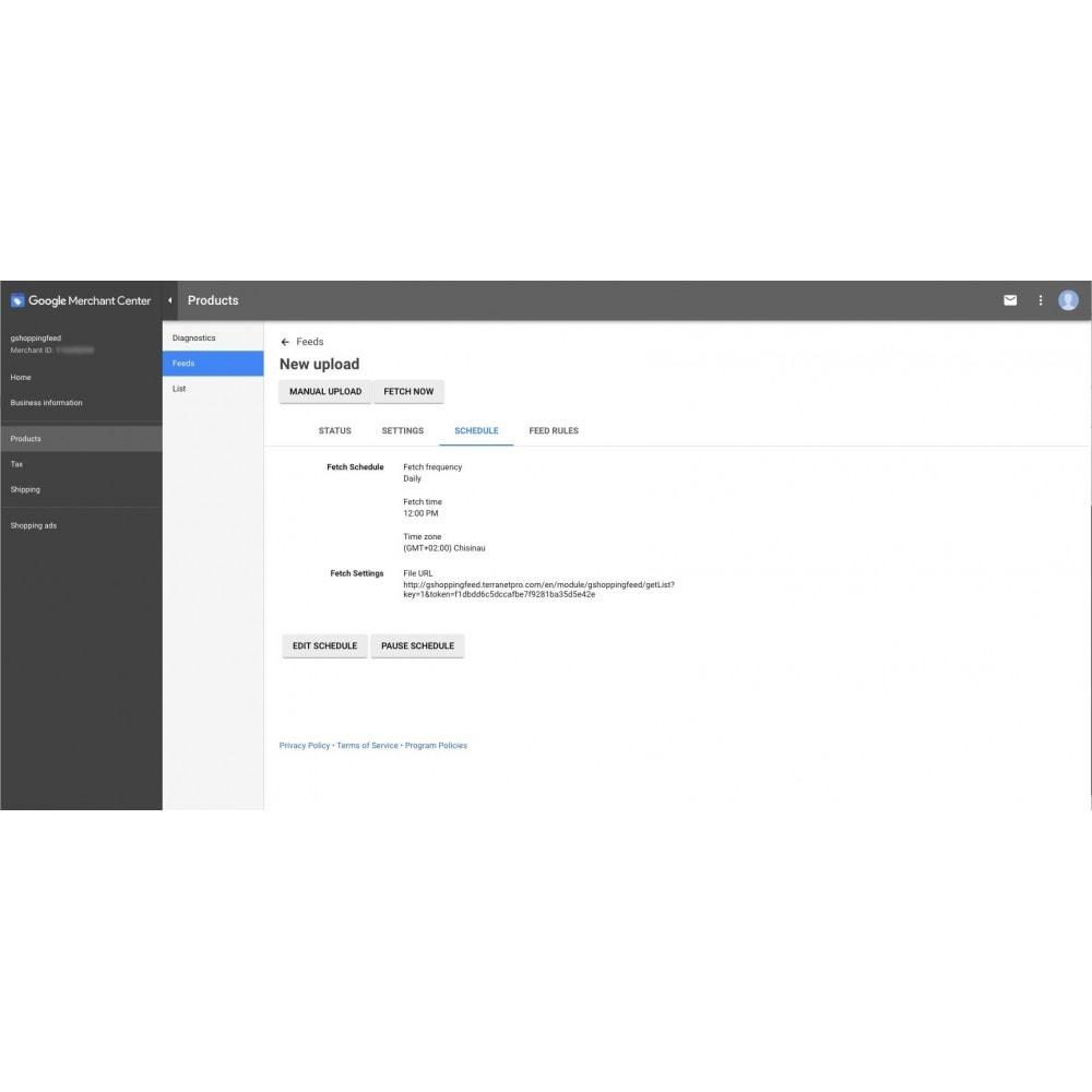 module - Porównywarki cen - Google Shopping Feed - 8