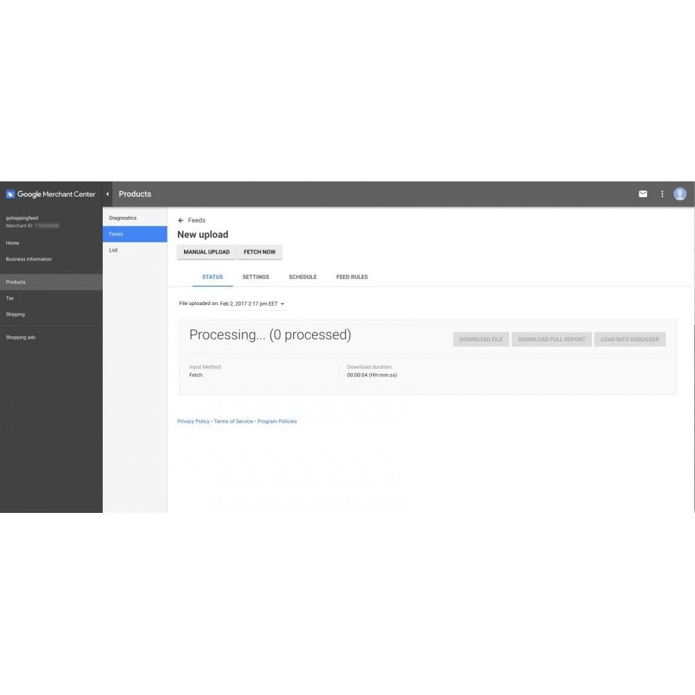 module - Porównywarki cen - Google Shopping Feed - 9