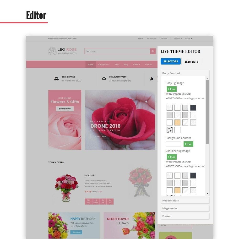 theme - Geschenke, Blumen & Feiern - Leo Rose - 6
