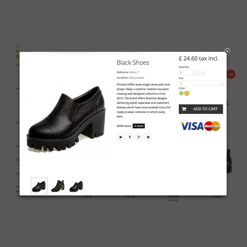 theme - Мода и обувь - NOIRBLACK - 6