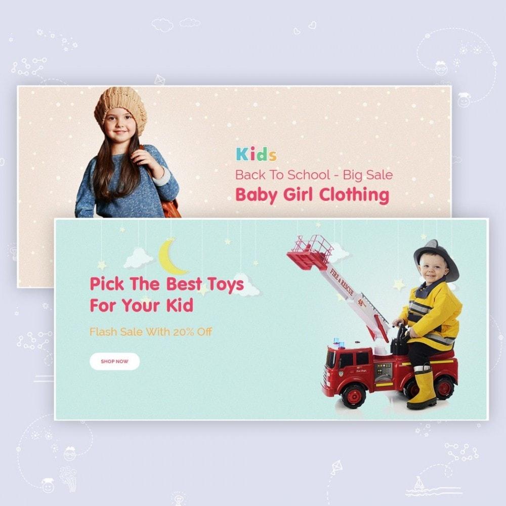 theme - Zabawki & Artykuły dziecięce - JMS Kids - 2