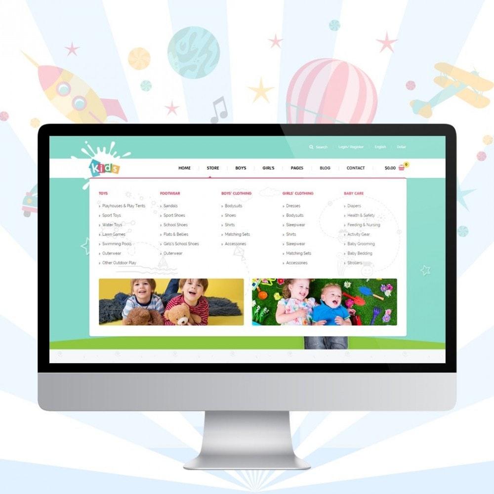 theme - Zabawki & Artykuły dziecięce - JMS Kids - 3
