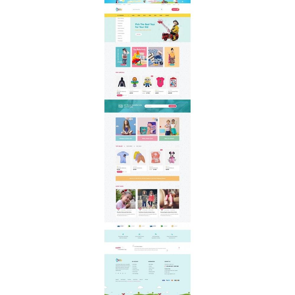theme - Zabawki & Artykuły dziecięce - JMS Kids 1.7 - 5