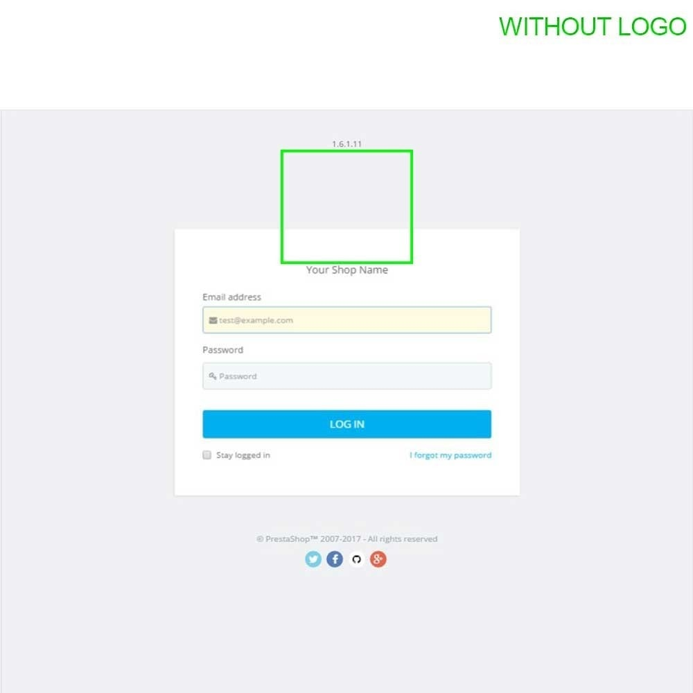 module - Administrationstools - Admin Login Page Customization - 12