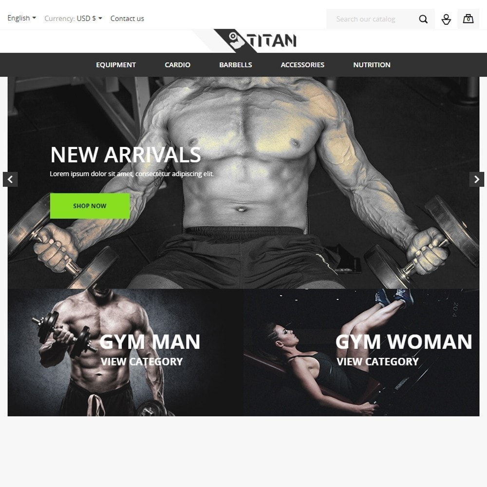theme - Sports, Activities & Travel - Titan - 2