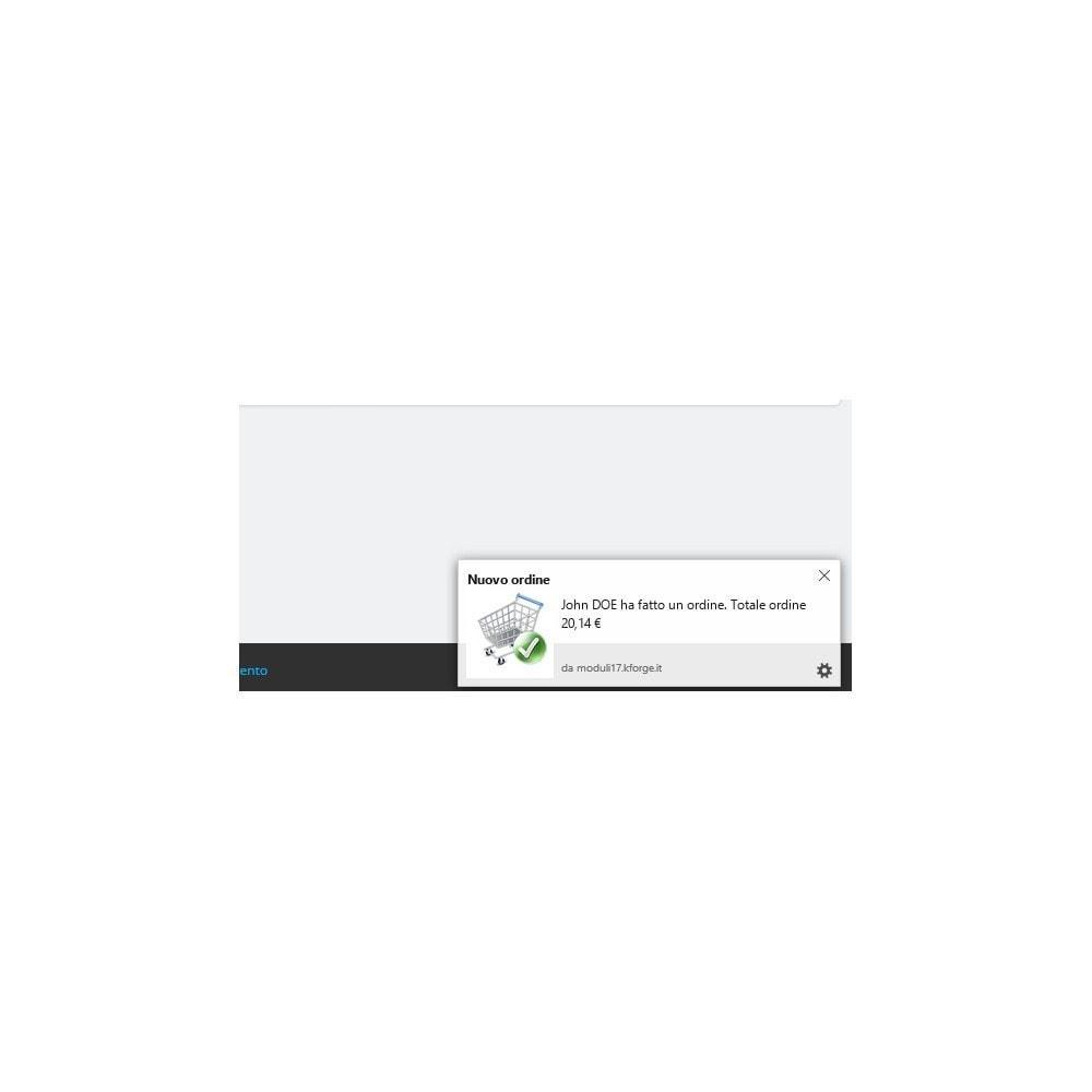 module - Email & Notifiche - Notifiche desktop ordini - 2