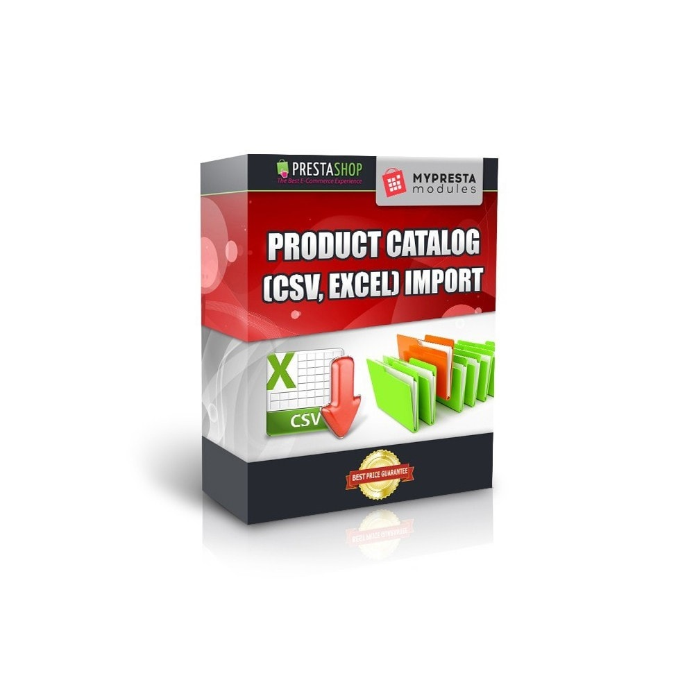 pack - Data Import & Export - Product Catalog Import/Export Pack - 1