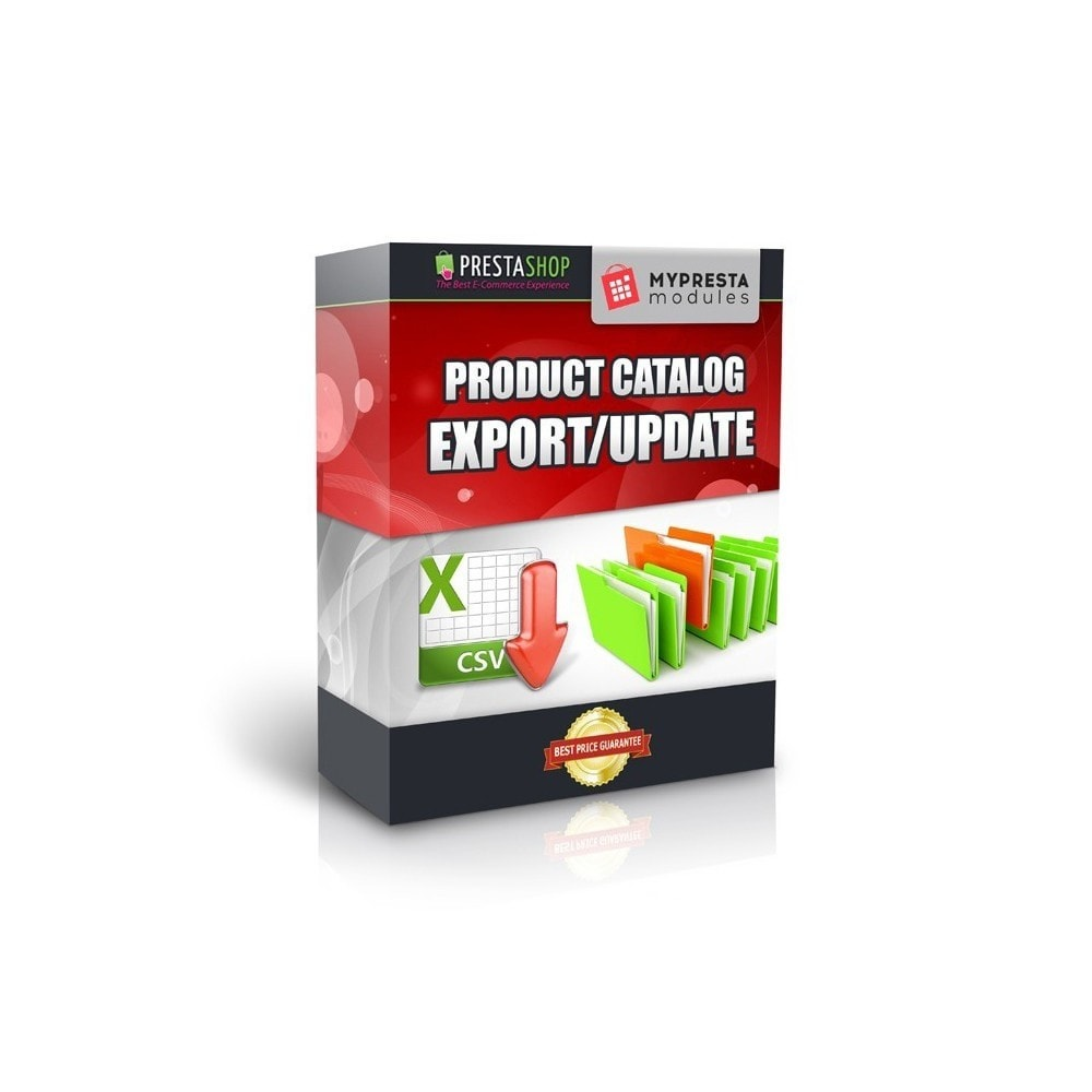pack - Data Import & Export - Product Catalog Import/Export Pack - 2